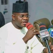 I Won't Take COVID-19 Vaccine, My People Are Not Guinea Pigs - Governor Yahaya Bello