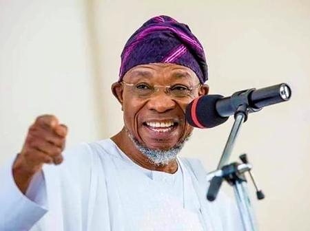 Why I Did Not Collect Salary For 8 Years As Governor Of Osun State- Rauf Aregbesola