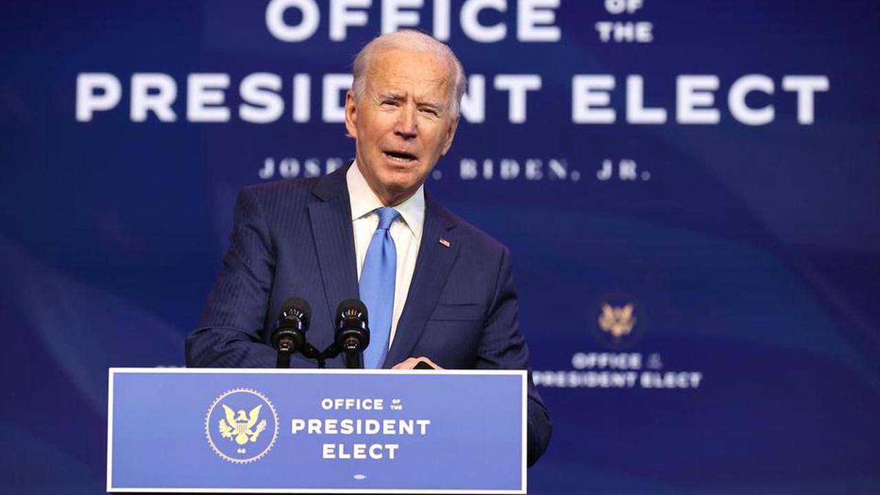 Crise du Covid, bataille du Sénat… les premiers défis de Joe Biden