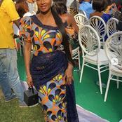 La photo du jour : la belle Coco Emilia, la future épouse du milliardaire congolais Francis Mvemba