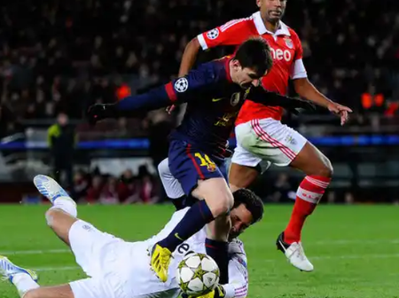 5 Clubs Leo Messi Have Never Scored Against In The UCL