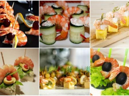 Mouth water canape recipes you'll certainly want to make