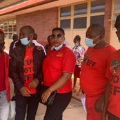 EFF Join Student Protest At School In Phoenix - South Africa