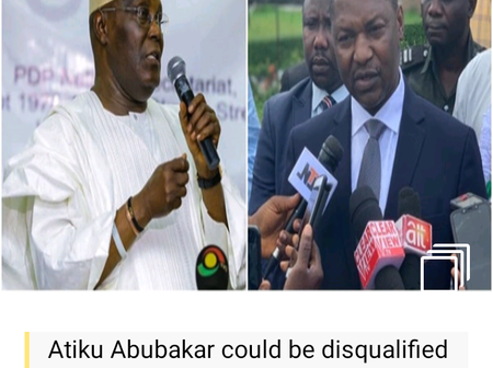 Atiku Is Inligible For Presidential Elections 2023, The Attorney General Of Federation Tells Court