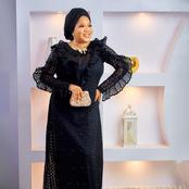 Check out Toyin Abraham's outfit to Eko Star Film & TV Awards