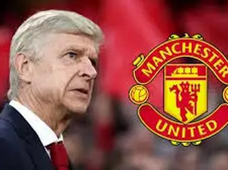 Arsene Wenger Confirms Offer To Coach Manchester United
