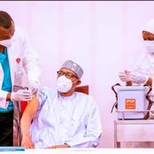 Hours After He Received Covid-19 Vaccine, See What Garba Shehu Said About Buhari's Health Condition