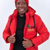 Julius Malema Pour Out His Anger On Ramaphosa For Moving The Country To Level 1 Lockdown