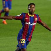 News update regarding Barcelona youngster
