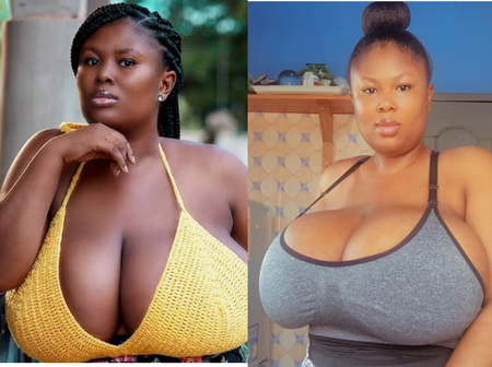 Between Pamela Watera, Paticia Amoah and Joyce Addo, who is more endowed? See Photos