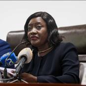 Premier acte fort/ Mariatou Koné vient d'éviter une grève ce mercredi matin