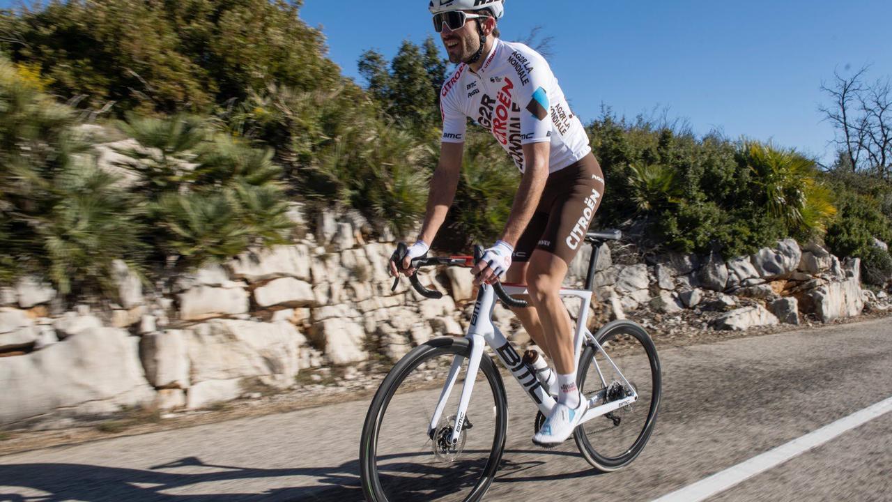 Cyclisme Ben Gastauer (AG2R Citroën) va prendre sa retraite en fin de saison