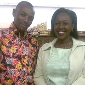 'Watu Hutoka far' Kiengei Shares A Throwback Photo With Sabina Chege
