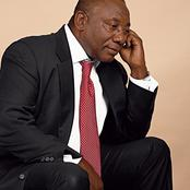 Is President Cyril Ramaphosa in trouble?