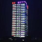 Check Out The Features Of The Only Skyscraper In Akwa Ibom State
