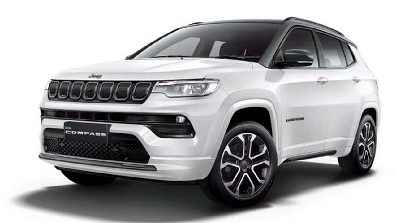 2021 Jeep Compass SUV Launched In India: Prices Start At ...