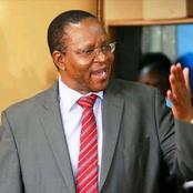 Speculations Rise as Karanja Kibicho Storms DCI Headquarters a Day After Sonko Said This