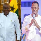"""Great Government"": Prophet Nigel Gaisie praises Nana Addo Dankwa Akufo-Addo's administration."