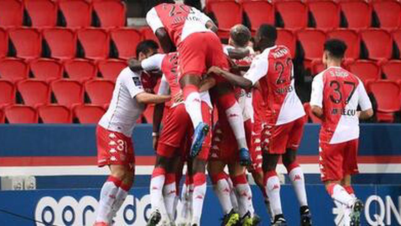Ligue 1. PSG – Monaco : solides, les Monégasques s'imposent au Parc des princes
