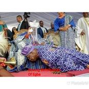 Obasanjo Is 84 Today, See Photos Of Him Bowing Before Kings And Other Influential People