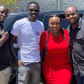 Betty Kyallo Elated After Reuniting With Her Former Colleagues Of KTN TV Ahead Of Move (Photos)