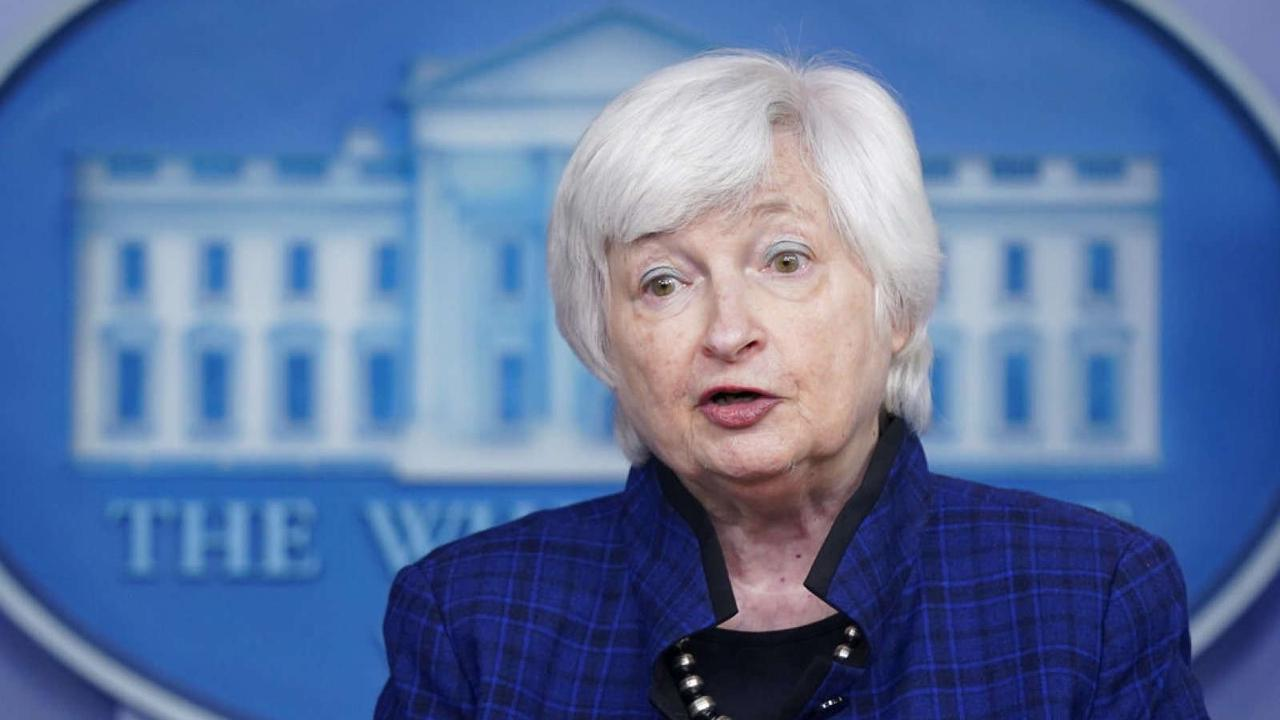 Treasury Secretary Janet Yellen Tells Business Higher Taxes are Needed