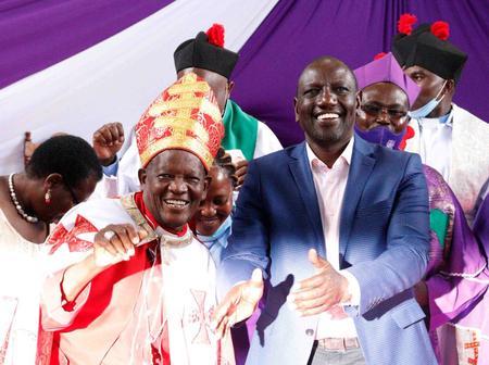 PS Karanja Kibicho Wants to Close AIPCA Churches Allied to Ruto - Dennis Itumbi