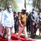 End of Handshake Predicted as Uhuru-Raila set to Clash in Bonchari