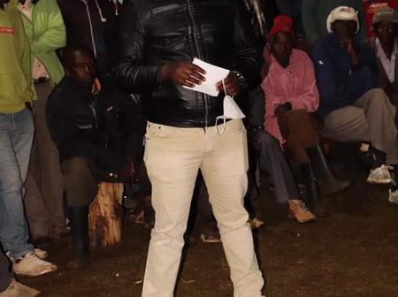 What Uasin Gishu Speaker David Kiplagat Has Done to Ngeny Residents That Has Left Many Talking