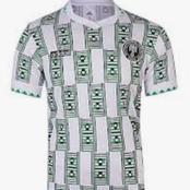 See top 10 best Nigerian jersey since 1992.