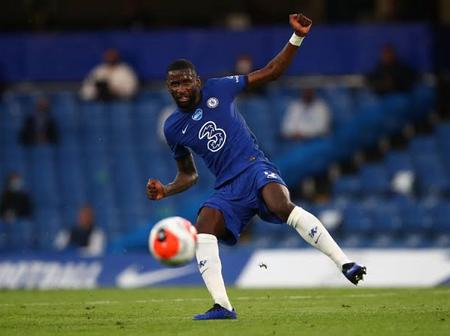 Chelsea Fans React As Rumour Of Barcelona Interest In Antonio Rudiger Surfaces.