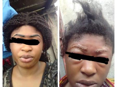 Femmes de Côte d'Ivoire attention danger : le tatouage des sourcils peut s'avérer très nocif