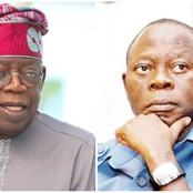 Opinion: Tinubu And Oshiomhole- The Return Of Lion Is Going To Be Fire; Watch Out For Them In 2023