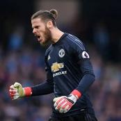 Manchester United Are Likely To Part Ways With David De Gea.