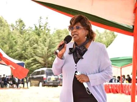 Meet The Longest Serving Female MP in Rift Valley Who Has Been in Parliament Since 2003