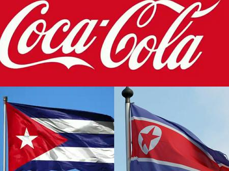 Here Are The Two Countries In The World Where Coca Cola Is Not Sold Officially.