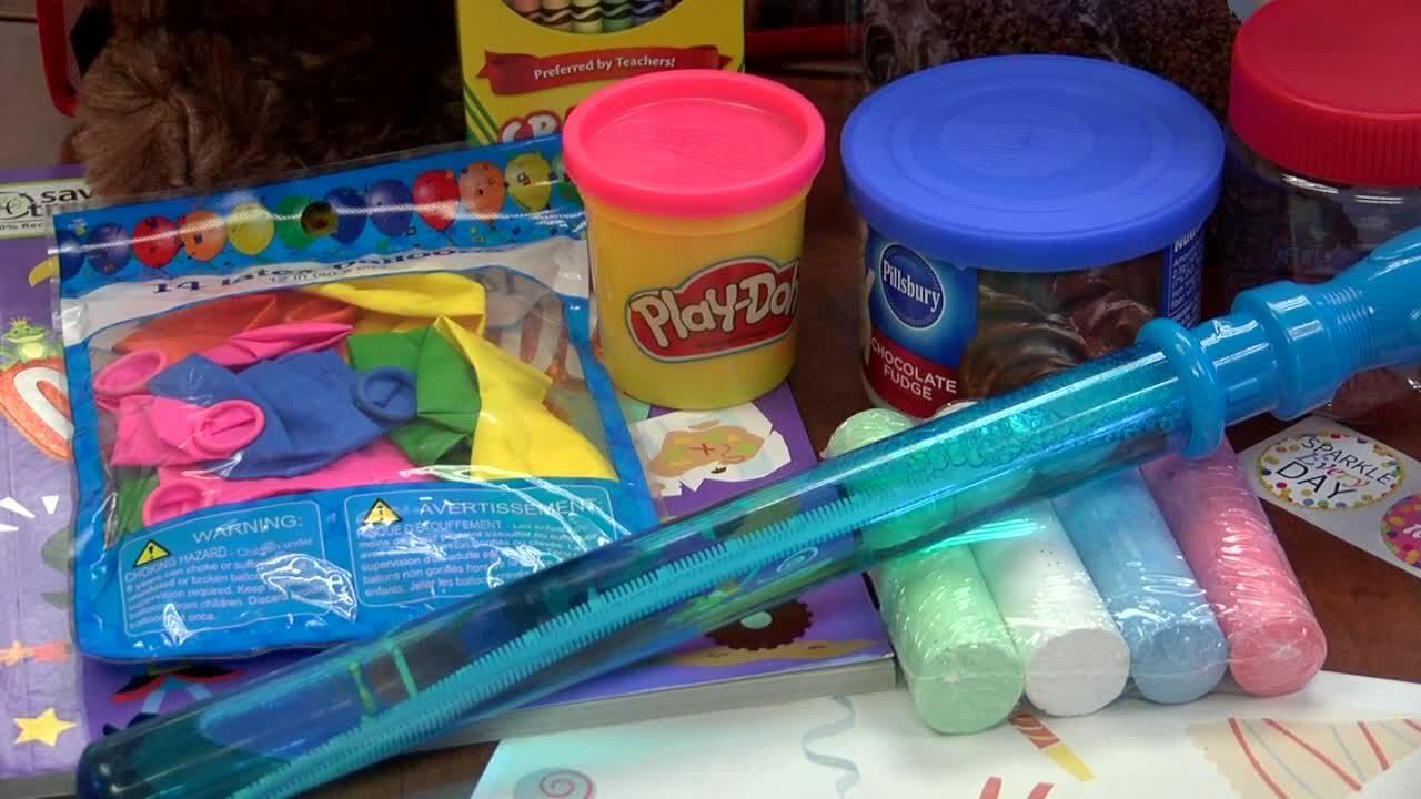 Teens help hundreds of children celebrate their birthdays through Birthday Box Initiative