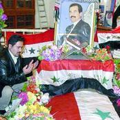 ما الذي حدث لضريح صدام حسين وأين ذهبت رفاته؟