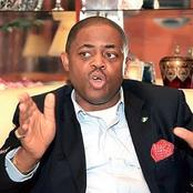 2023: South East And Middle Belt Are The Only Zones That Haven't Produce An Elected President- FFK