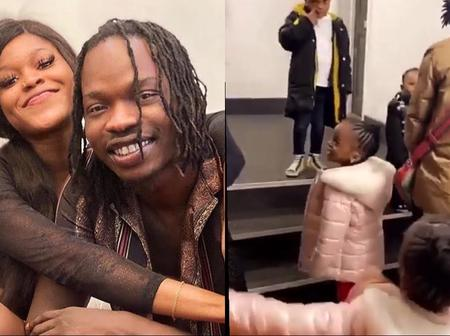 PHOTOS: Meet Naira Marley, His Two Wives And Children