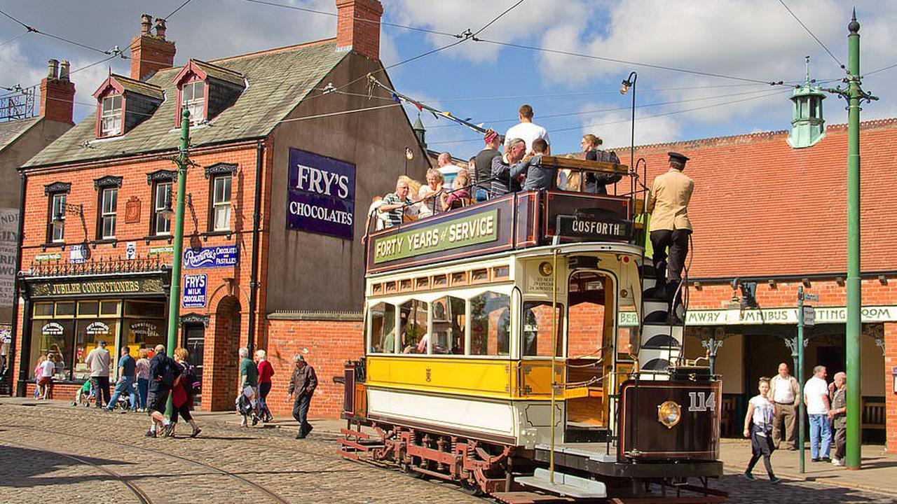 A fascinating cycling tour of North East England along the world's oldest former railways - some of which date back to the early 17th century