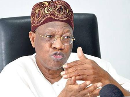 Lai Mohammed Identifies And Speaks The Truth On The Biggest Challenges Causing Calls For Secession.