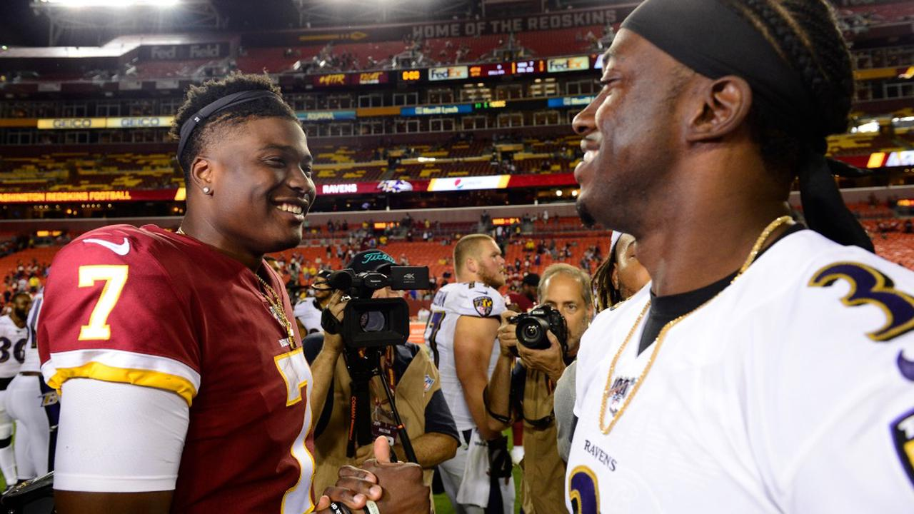 With Dwayne Haskins gone, Washington's history with 1st-round QBs looks even worse