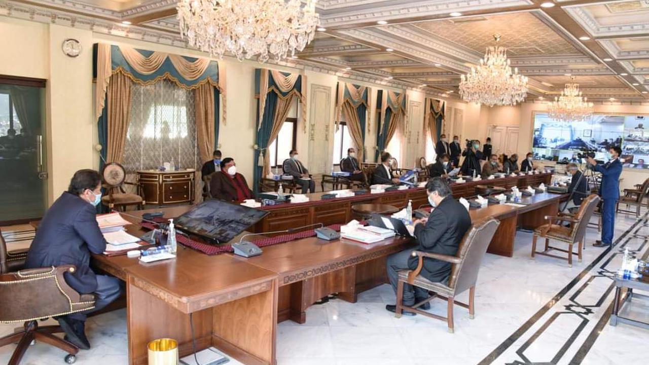 Federal Cabinet approves Mufti Kifayatullah Treason Trial