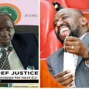 Senator Murkomen Compares Judge Marete To Mwalimu Dida