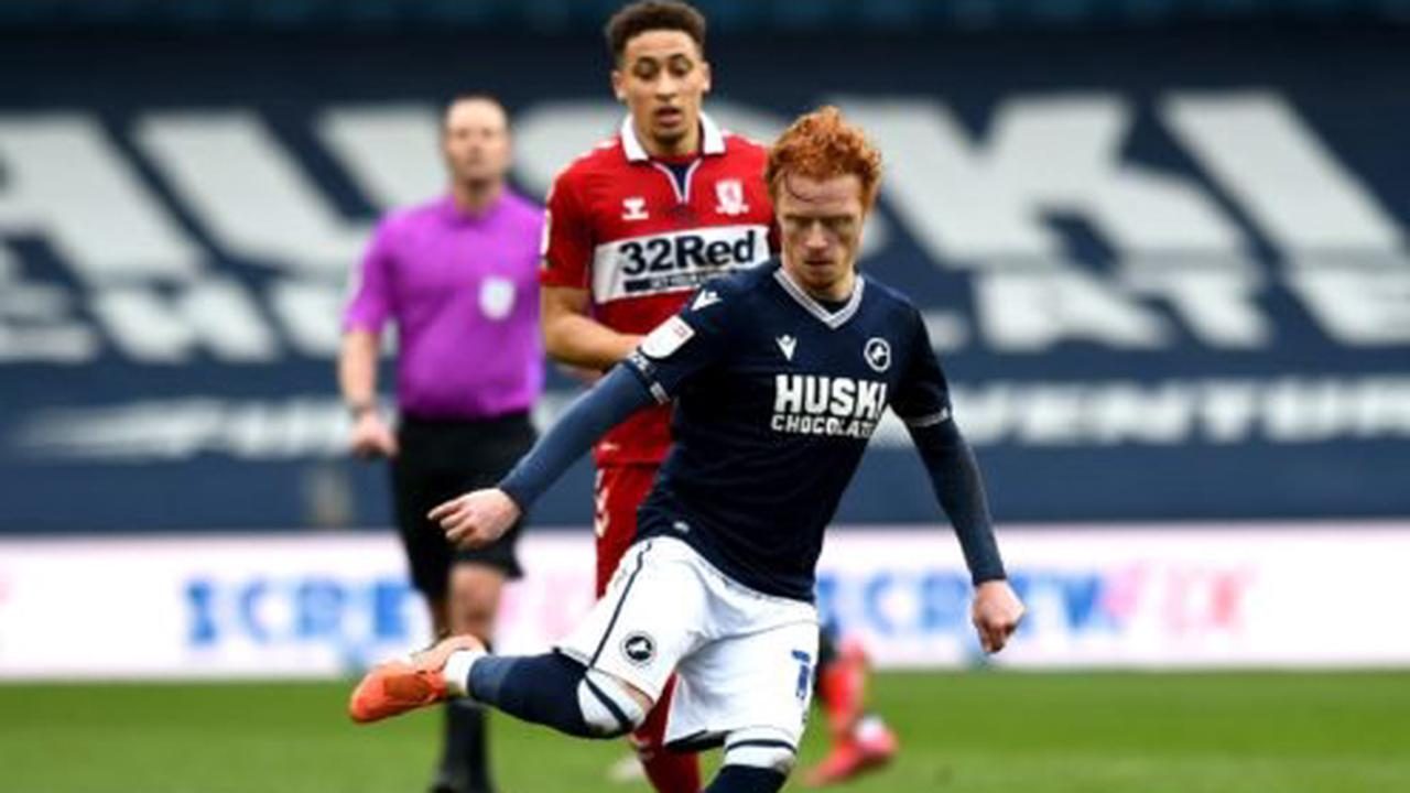 Midfielder Ryan Woods back in contention for Millwall against Swansea