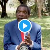 Haman Manyora Reveals What Ruto Will Do If Mudavadi, Kalonzo and Gideon are Endorsed For President