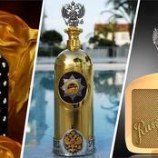Pesa Otas, World's Most Expensive Bottle Of Vodka Goes For 7.25 Million Dollars