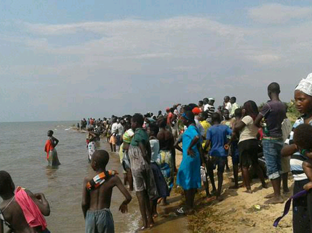 Six People Dead After Boat Capsized In Nyamnwa Beach In Busia County