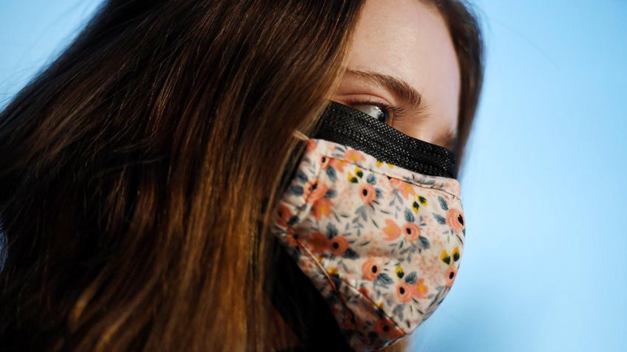 California Updates Mask Guidance, Suggesting Double-Masking